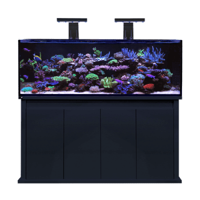 D-D Reef-Pro 1500S Clarisea - Aquarium And Cabinet - Gloss Black